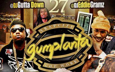 Urban Gorilla Radio 27: Gumplanta