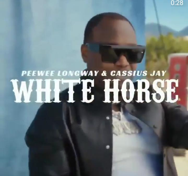 Peewee Longway & Cassius Jay White Horse